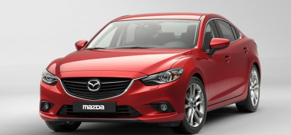 The award-winning new Mazda6 is one to watch