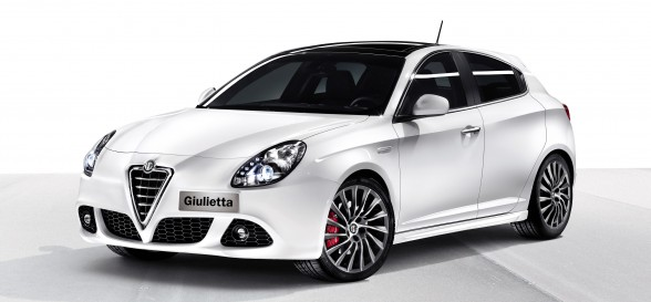 The Giulietta makes the Independent's '50 Best Cars' list