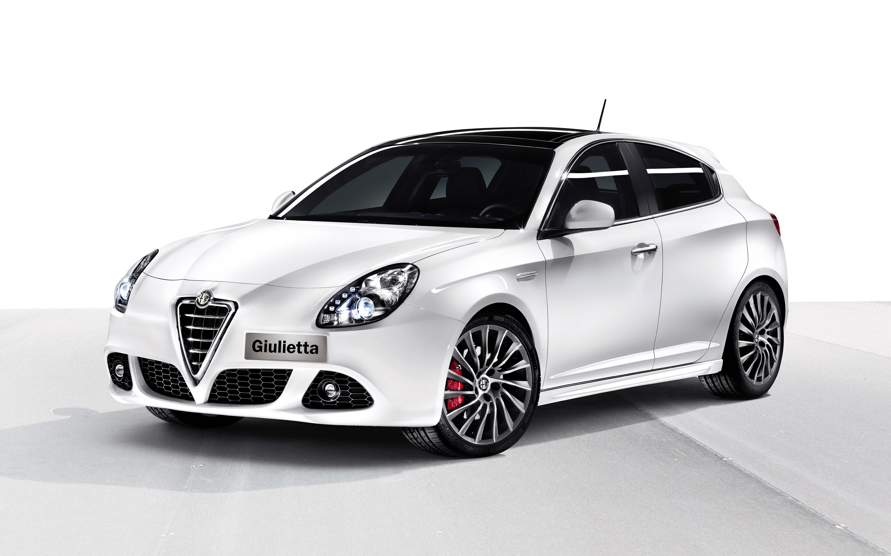 The Giulietta makes the Independent's '50 Best Cars' list | Johnsons