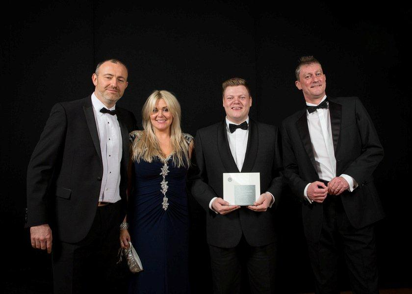 Johnsons Volkswagen At The Vw One Business Awards