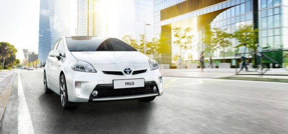 The Rise and Rise of Toyota Hybrid Cars