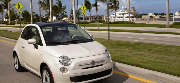 The new Fiat 500 lands in the UK