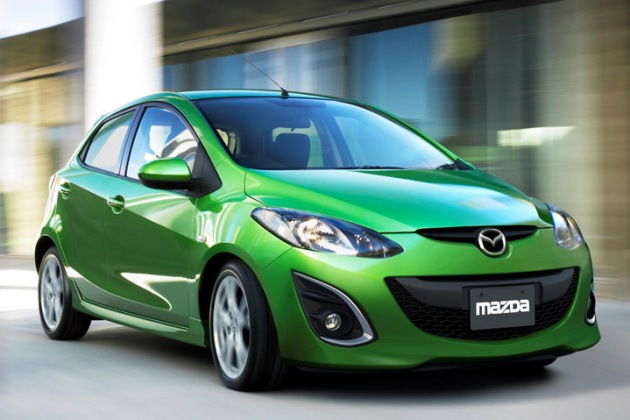 Cleaner drive coming to the next-generation Mazda2 | Johnsons Blog