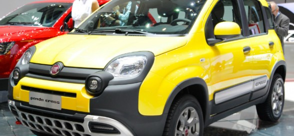 Fiat unveils New Panda Cross