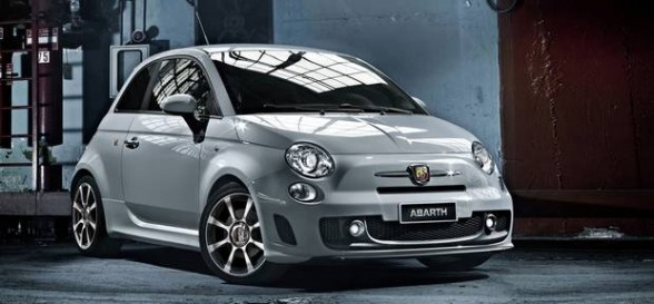 Abarth announces Custom Track Package for 65th Anniversary of Abarth 500
