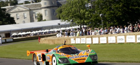 Mazda to feature at Goodwood Festival of Speed