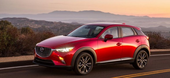 Reviewed: the new Mazda CX-3