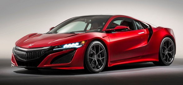 Honda reveals more on its NSX hybrid supercar