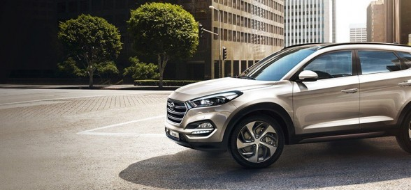 Hyundai Tucson excels during safety testing