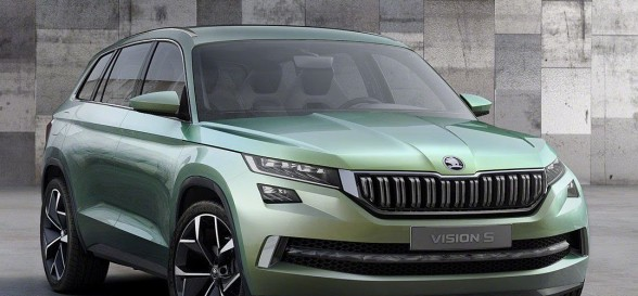 New ŠKODA Kodiaq 4X4 Preview