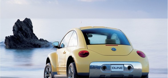 Beetle Dune, inspired by the Baja, hits the UK in style
